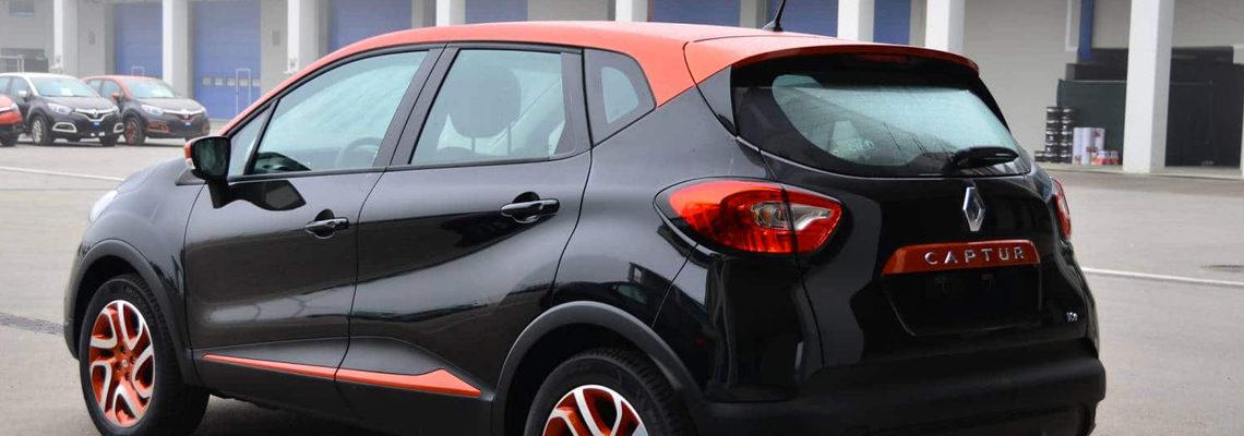 Renault Captur d'occasion